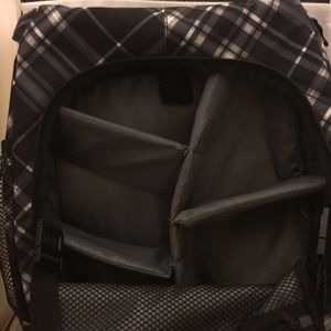 Thirty one sling backpack. For baby picnic outings